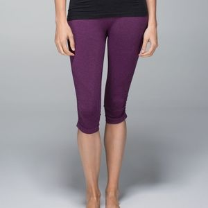 Lululemon In The Flow Crop Leggings, 4